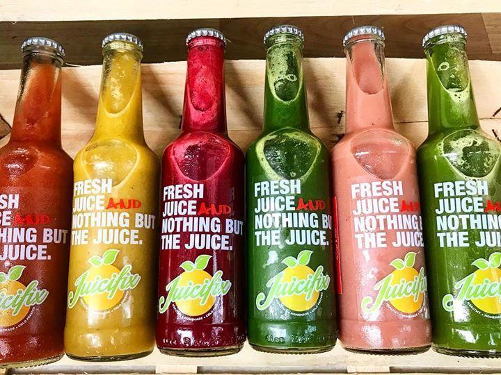 Brands Making Cold Pressed Juices