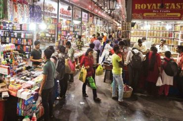 Best Shopping street mumbai