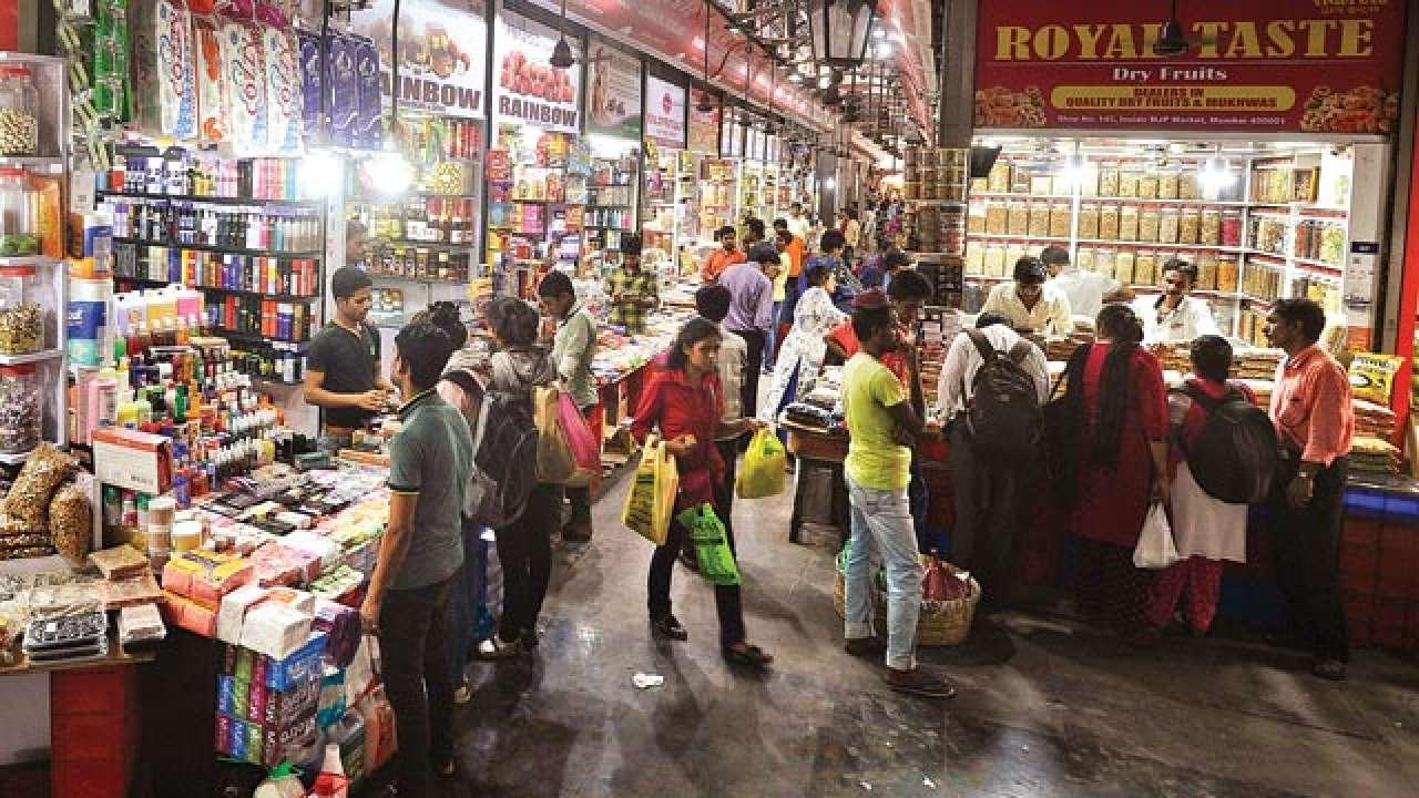 Best Shopping street mumbai