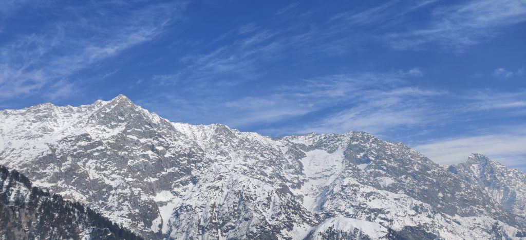 triund summit