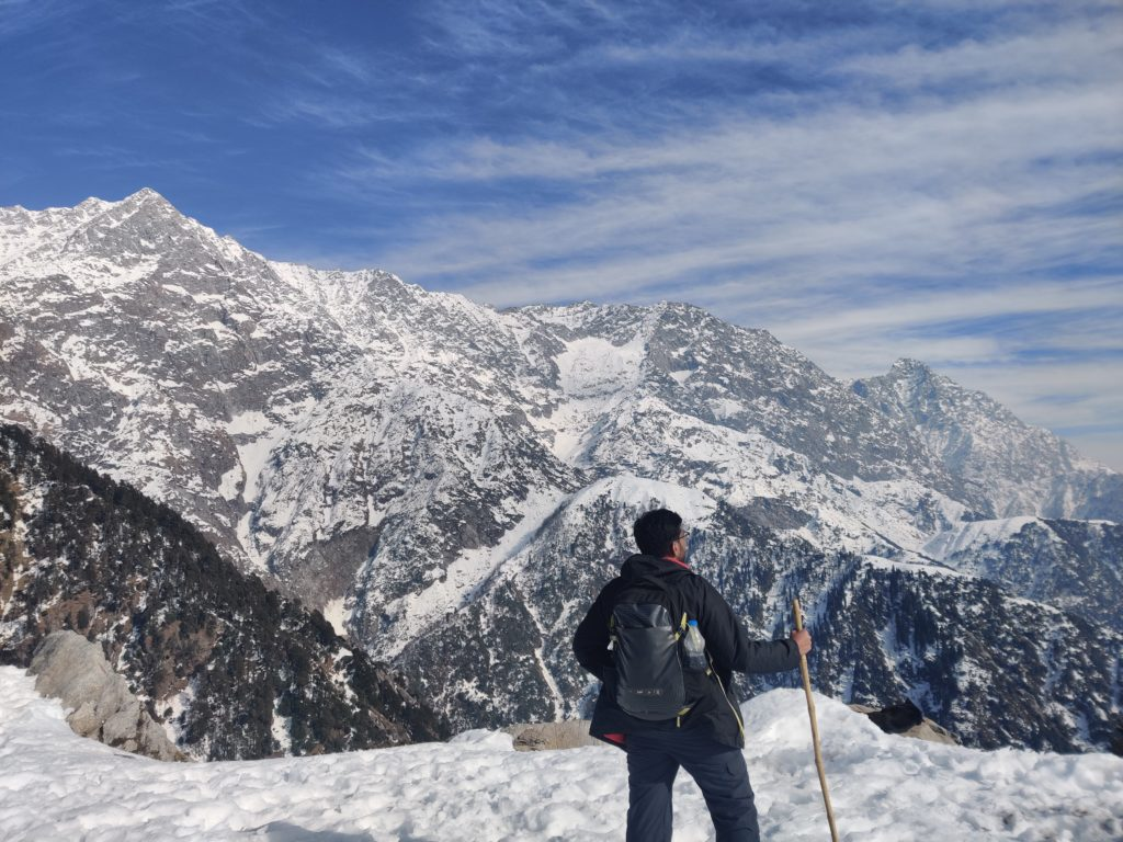 Triund trek guide