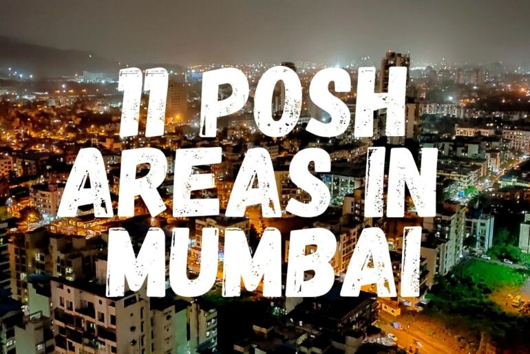 Posh Areas In Mumbai